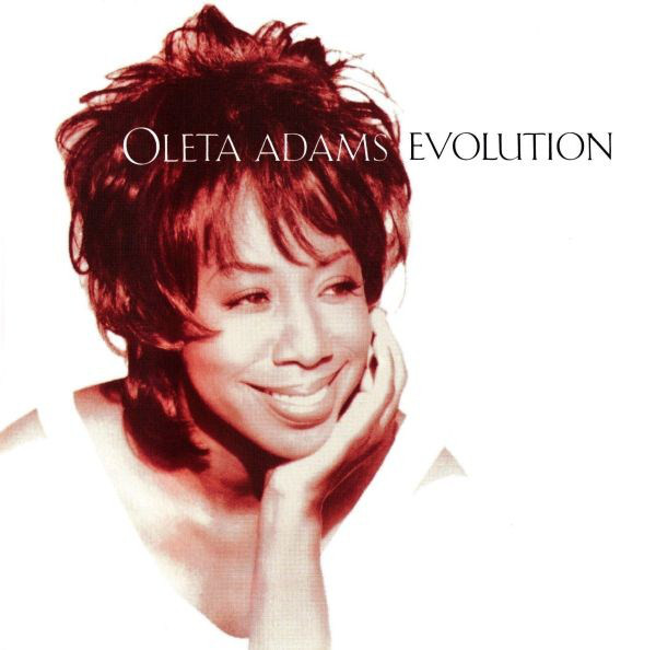 Adams, Oleta Evolution CD