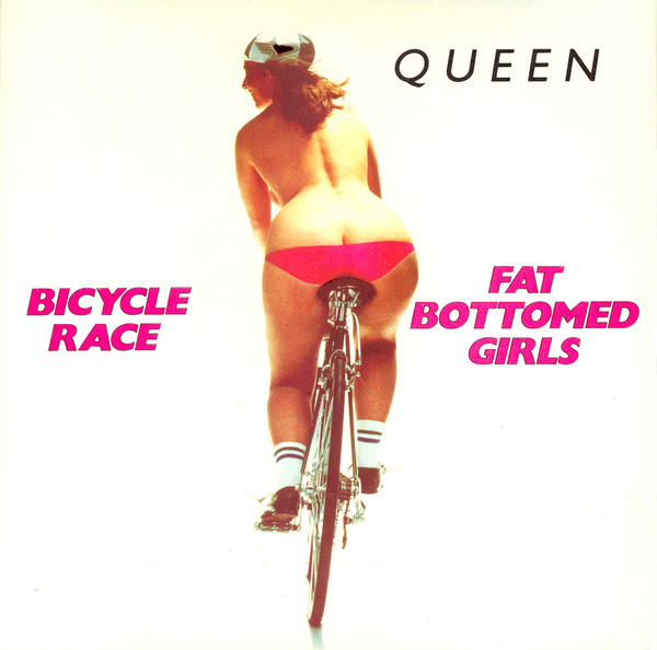 Queen Bicycle Race / Fat Bottomed Girls