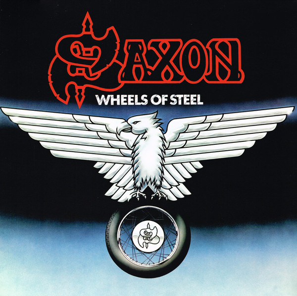Saxon Wheels Of Steel Vinyl