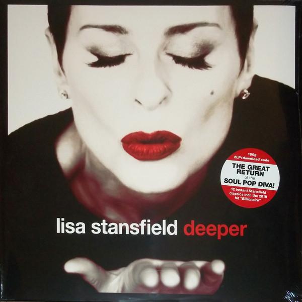 Stansfield, Lisa  Deeper