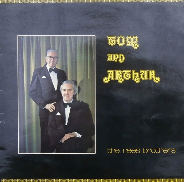 Tom And Arthur The Rees Brothers Vinyl