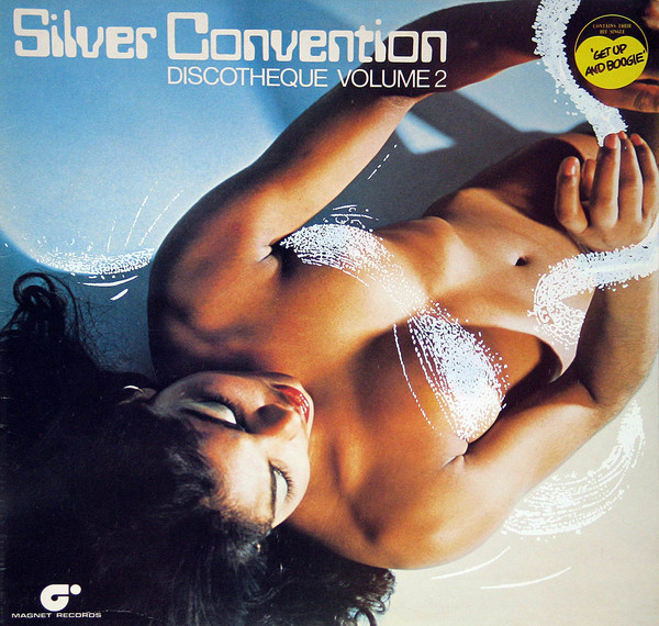 Silver Convention Discotheque Volume 2 Vinyl