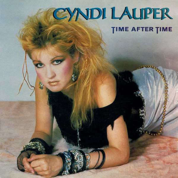 Lauper, Cyndi Time After Time