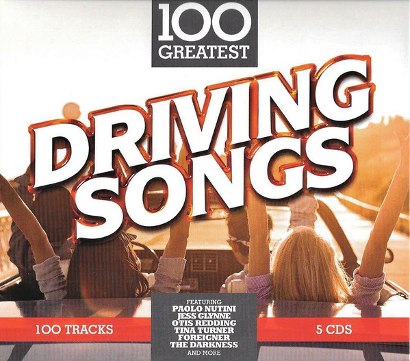 Various 100 Greatest Driving Songs