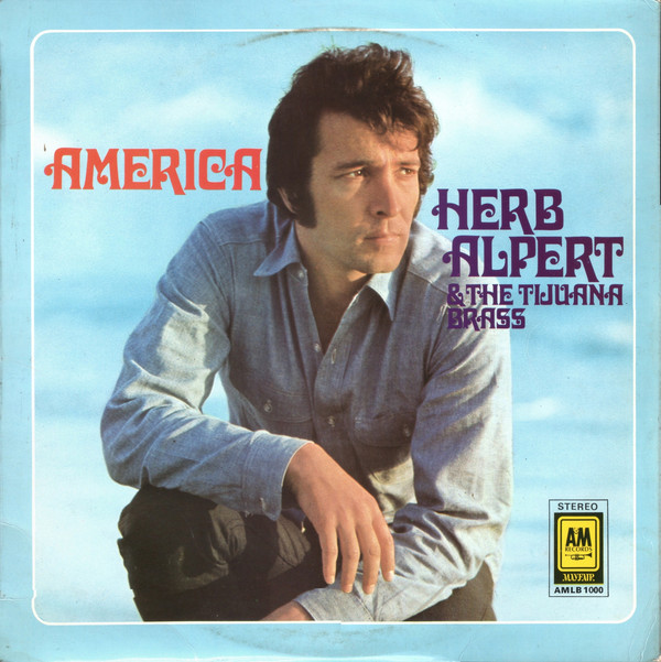 Herb Alpert & The Tijuana Brass America Vinyl