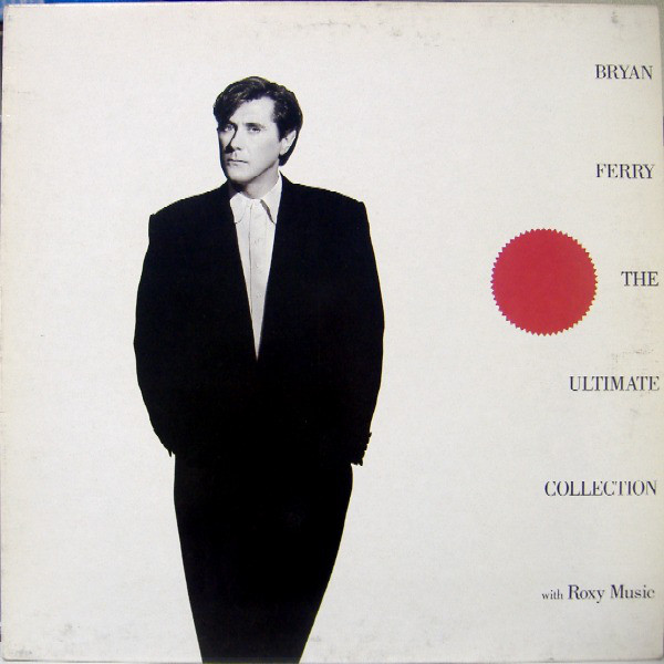 Ferry, Bryan Bryan Ferry - The Ultimate Collection With Roxy Music Vinyl