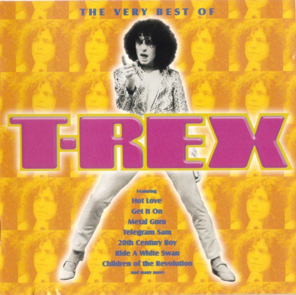 T Rex Hits - The Very Best Of CD