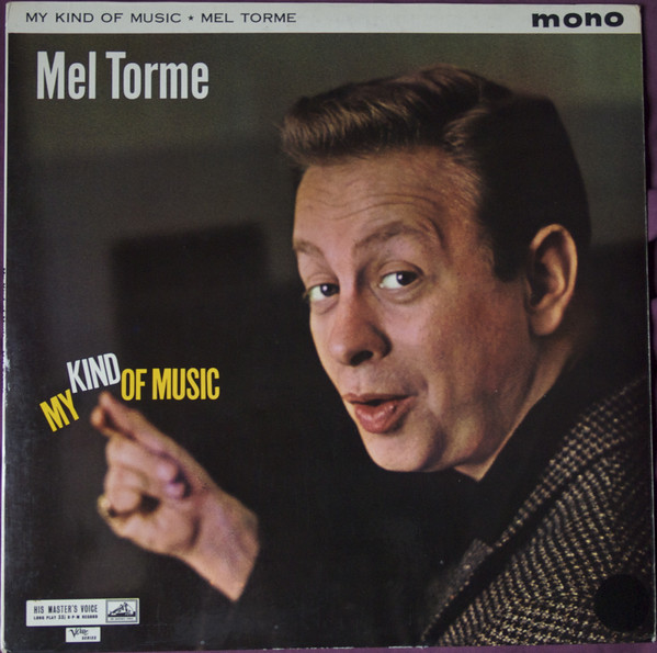 Torme, Mel My Kind Of Music