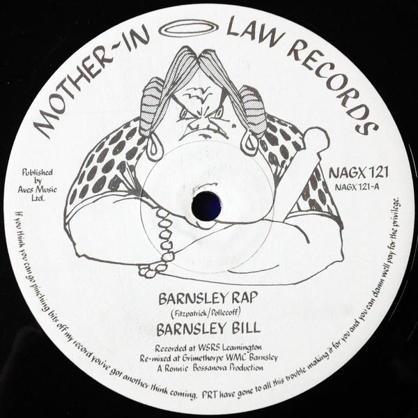 Barnsley Bill Barnsley Rap