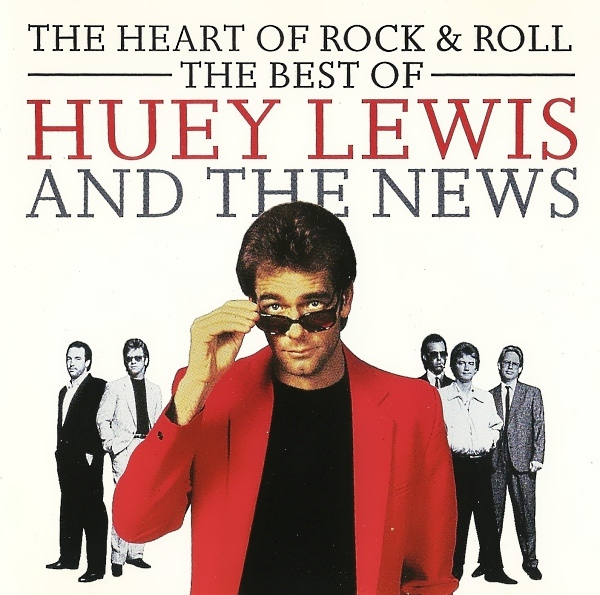 Lewis, Huey And The News The Heart Of Rock & Roll - The Best Of