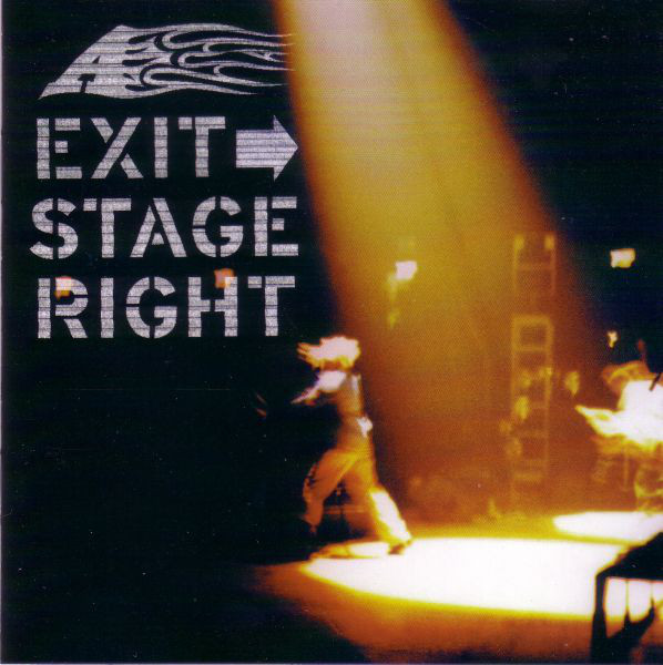 A Exit Stage Right Vinyl