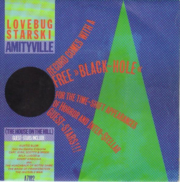 Lovebug Starski Amityville (The House On The Hill) Vinyl