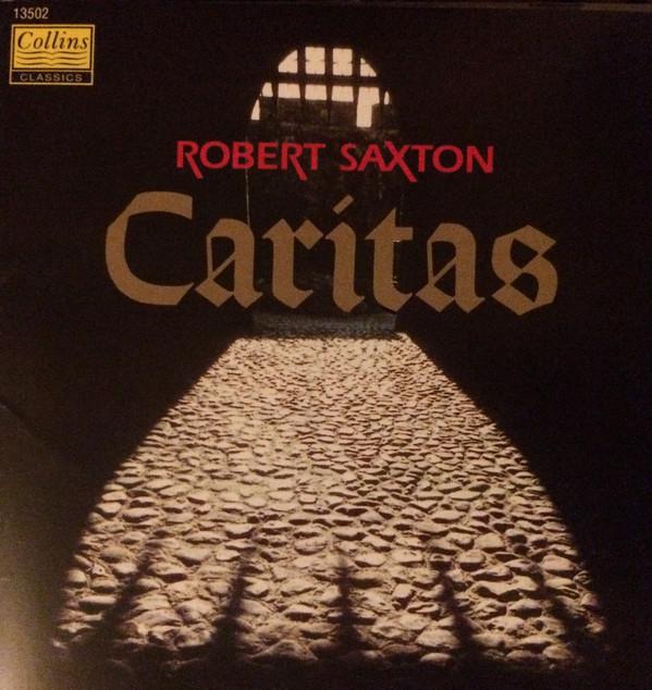 Saxton, Robert Caritas