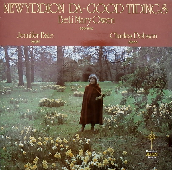 Owen, Beti Mary Newyddion Da - Good Tiddings Vinyl