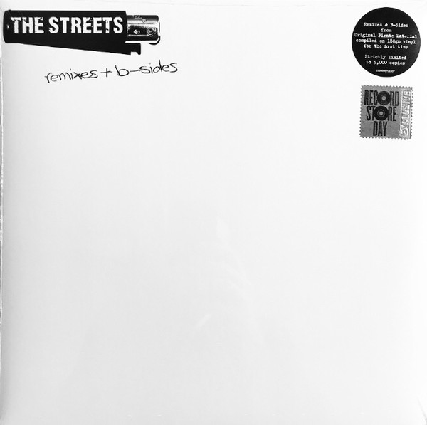 The Streets Remixes + B-Sides Vinyl