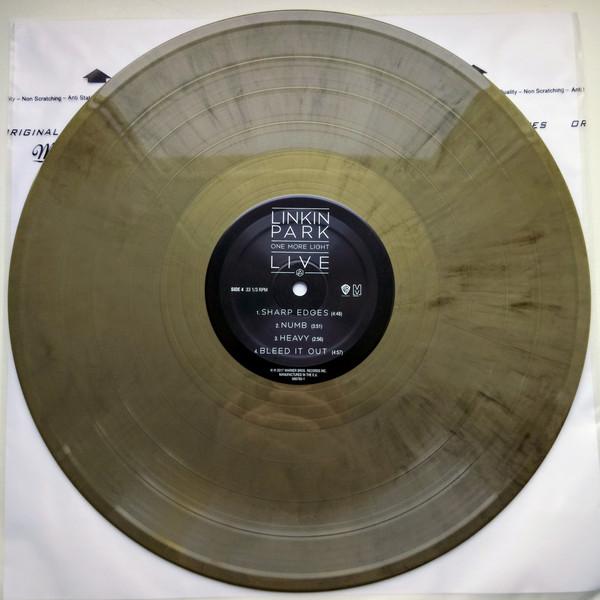 Linkin Park One More Light Live Vinyl