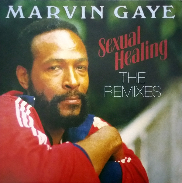 Gaye, Marvin Sexual Healing - The Remixes Vinyl