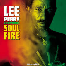 Lee Perry & The Upsetters Soul On Fire Vinyl