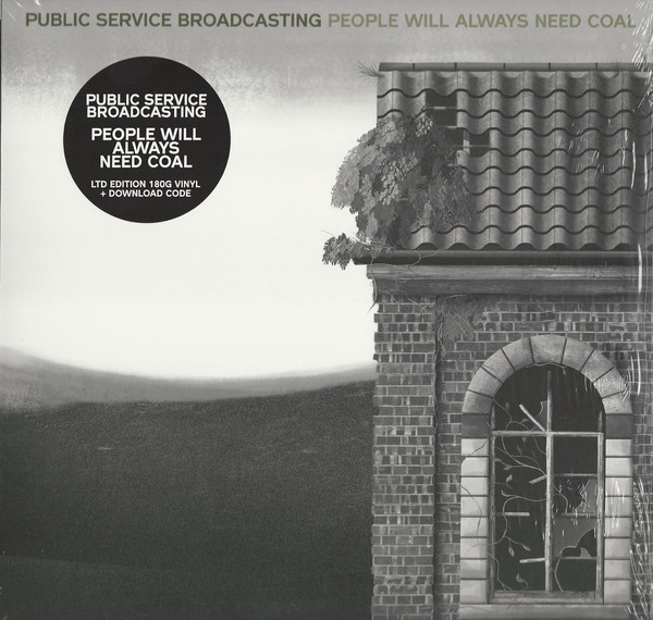 Public Service Broadcasting People Will Always Need Coal  Vinyl