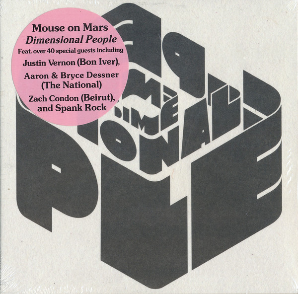Mouse On Mars  Dimensional People  CD