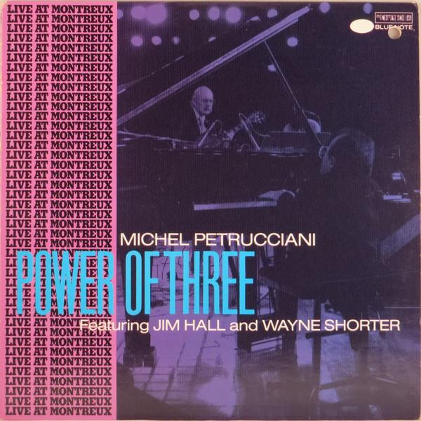 Michel Petrucciani Power Of Three Vinyl