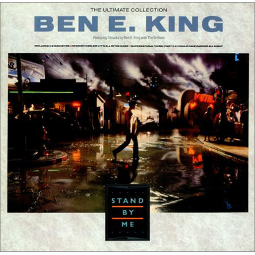 Ben E. King Stand By Me (The Ultimate Collection) Vinyl