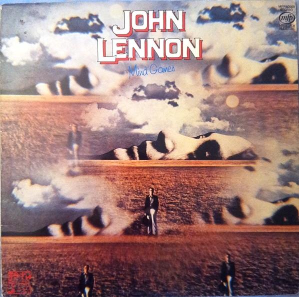 Lennon, John Mind Games