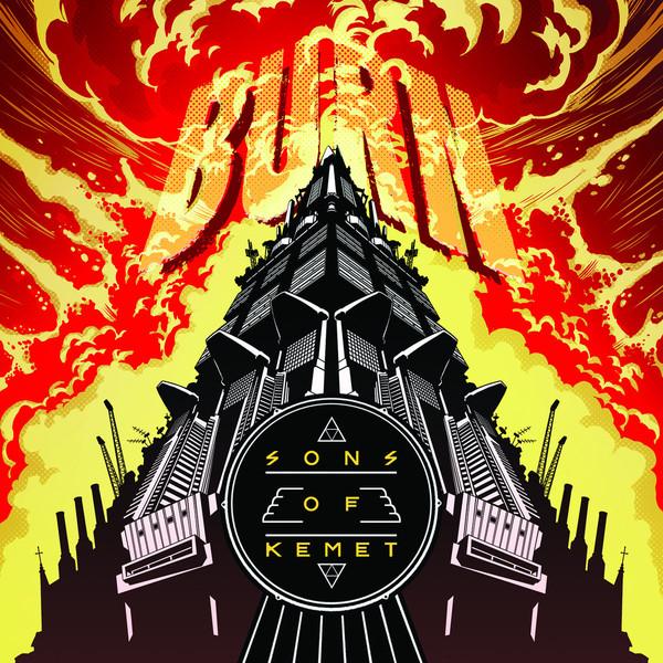 Sons Of Kemet Burn Vinyl