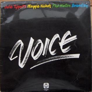 Voice Voice Vinyl