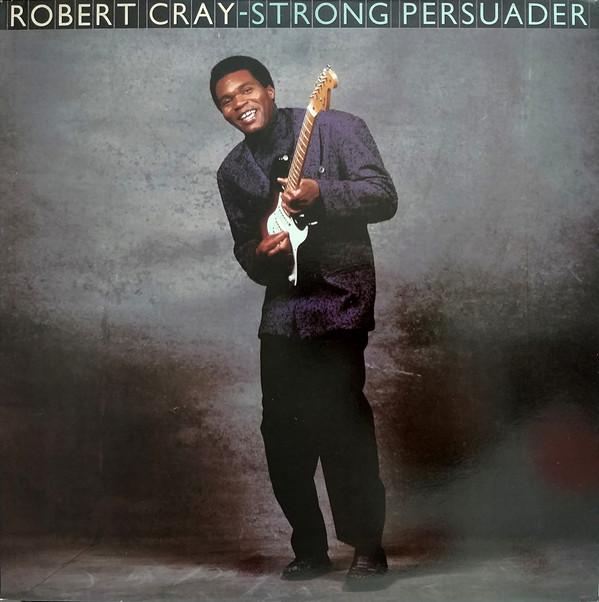 Robert Cray Strong Persuader Vinyl