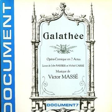 Masse - Jules Barbier, Michel Carre Galathee Vinyl