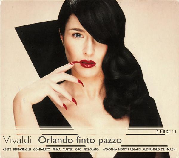 Vivaldi - Academia Montis Regalis, Alessandro De Marchi Orlando Finto Pazzo
