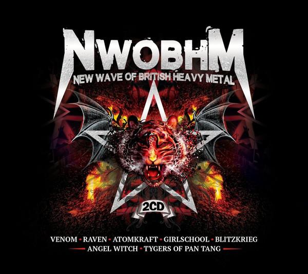 Various NWOBHM (The New Wave Of British Heavy Metal)  Vinyl