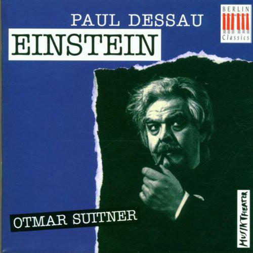 Dessau - Otmar Suitner Einstein
