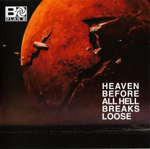 Plan B Heaven Before All Hell Breaks Loose Vinyl