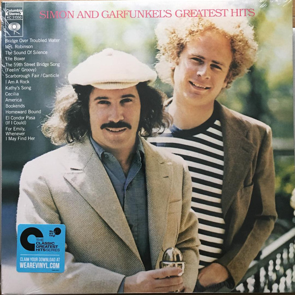 Simon And Garfunkel Simon & Garfunkel's Greatest Hits