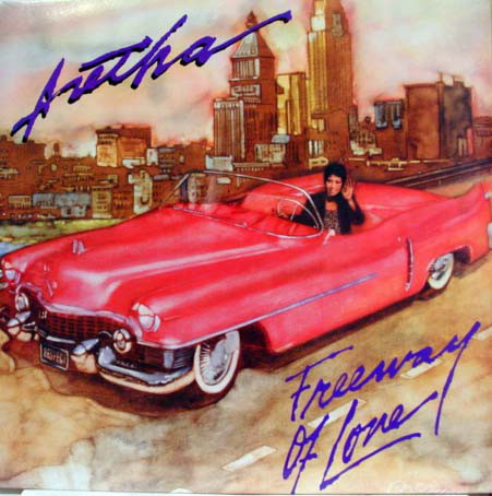 Franklin, Aretha Freeway Of Love Vinyl