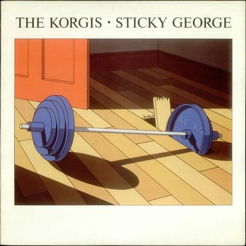 The Korgis Sticky George