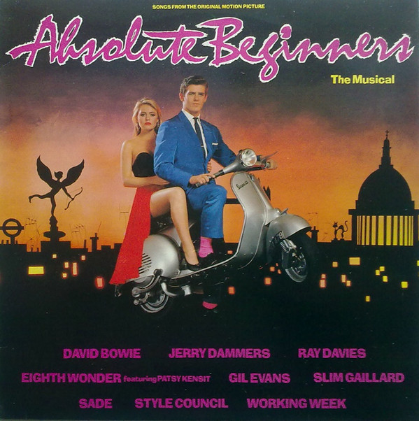 Various Absolute Beginners: The Musical (Songs From The Original Motion Picture)  Vinyl