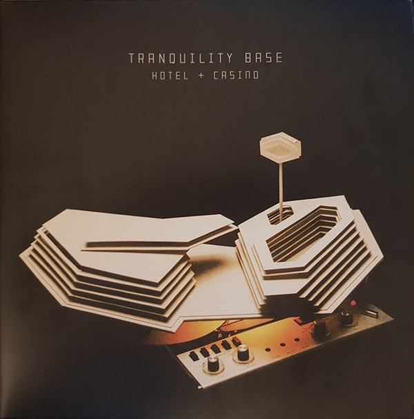 Arctic Monkeys Tranquility Base Hotel + Casino Vinyl