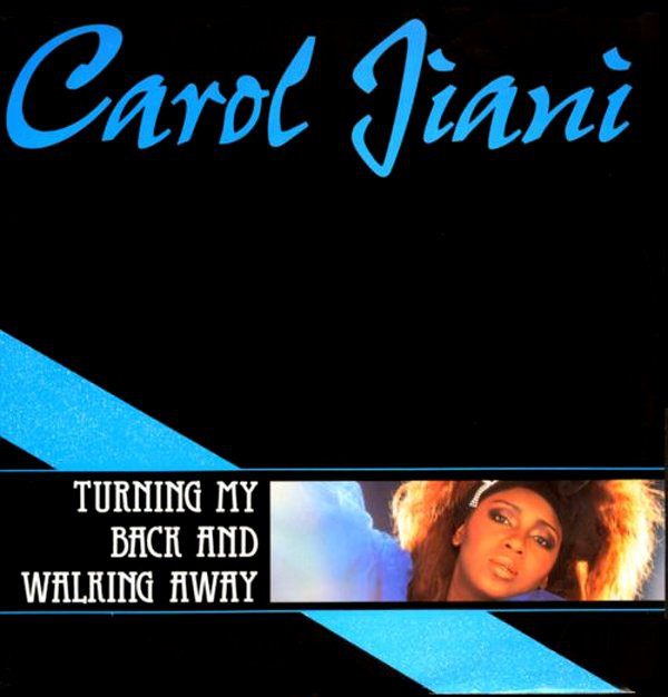 Jiani, Carol Turning My Back And Walking Away