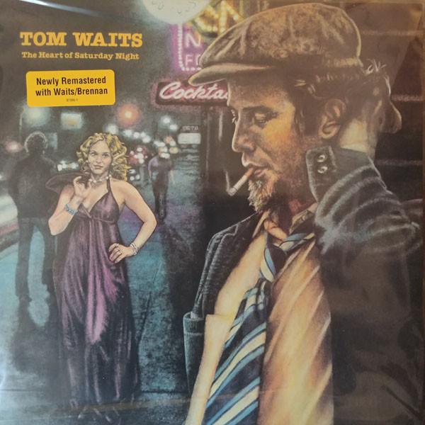 Waits, Tom The Heart Of Saturday Night Vinyl