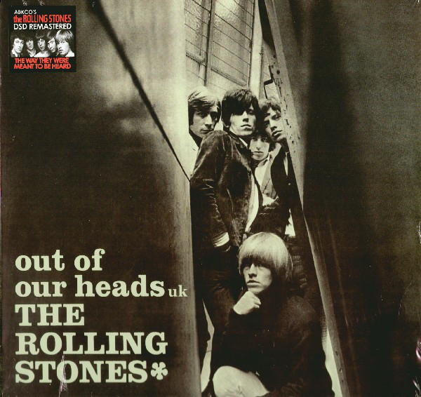 The Rolling Stones Out Of Our Heads UK