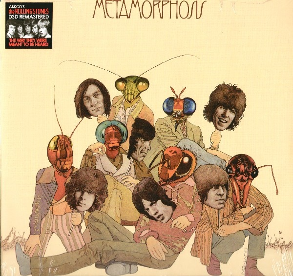 The Rolling Stones Metamorphosis