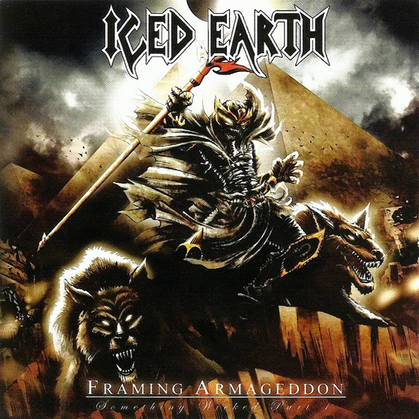 Iced Earth Framing Armageddon - Something Wicked Part 1