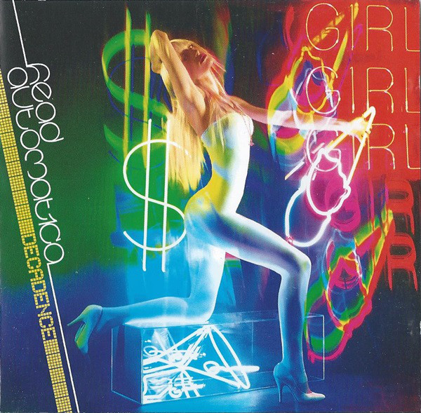 Head Automatica Decadence CD