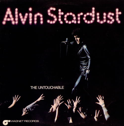 Alvin Stardust The Untouchable Vinyl