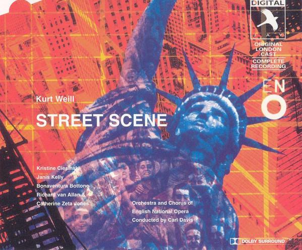 Weill - English National Opera Chorus And Orchestra, Carl Davis Street Scene