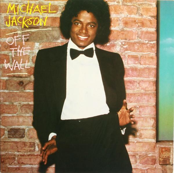 Jackson, Michael Off The Wall Vinyl
