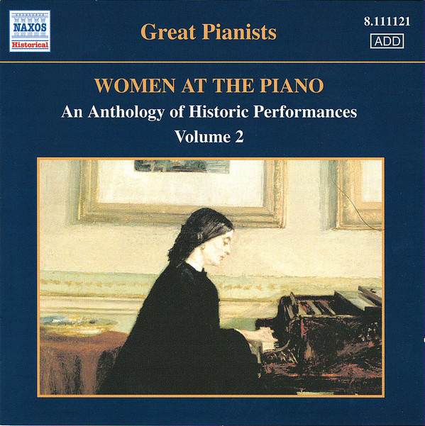 Various Women At The Piano: An Anthology Of Historic Performances, Volume 2 (1926-1950) Vinyl